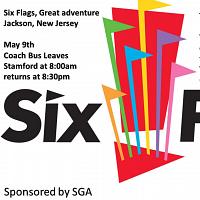 Six Flags Trip
