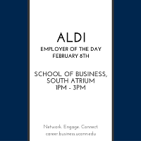 Employer of the Day: ALDI