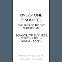 Employer of the Day: Riverstone