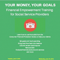 Your Money, Your Goals Financial Empowerment Training