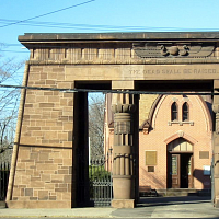 Explore New Haven's Historic Grove Street Cemetery