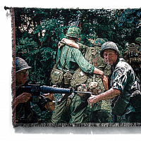 The War Tapestries Art Opening