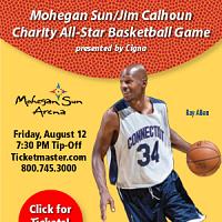 Mohegan Sun/Jim Calhoun Charity All-Star Basketball Game
