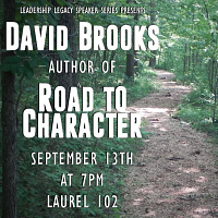 Road to Character: David Brooks