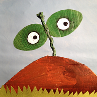 The Doubtful Sprout by Liz Joyce & A Couple of Puppets