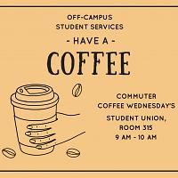 Commuter Coffee Wednesday's