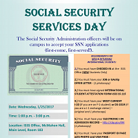 Social Security Services Day