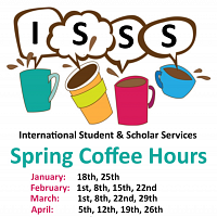 ISSS Coffee Hour