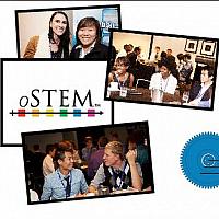 oSTEM organization group meeting