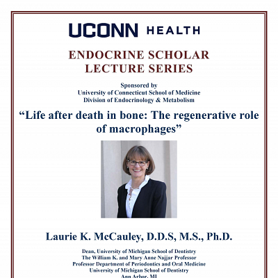 Endocrinology Scholar Lecture Series