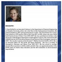 CBE Seminar (Rescheduled) - Prof. Faye McNeil