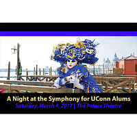 A Night at the Symphony for UConn Alums