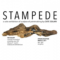 STAMPEDE - Art Exhibition Opening Reception