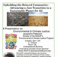 Environmental & Climate Justice