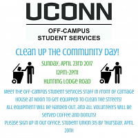 OCSS Clean Up the Community Day