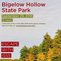 Scenic Hike at Bigelow Hollow State Park