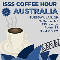ISSS Coffee Hour: Australia