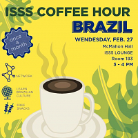 ISSS Coffee Hour: Brazil