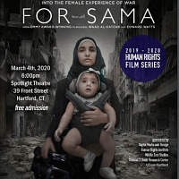 Human Rights Film Series: screening of FOR SAMA