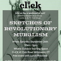 Sketches Of Revolutionary Muralism