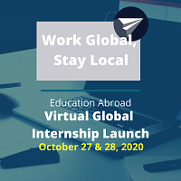 Virtual Global Internship Launch