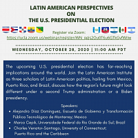 Latin American Perspectives On The U.S. Presidential Election